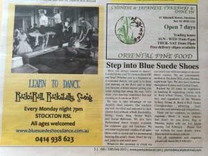 Stockton Portside Ad