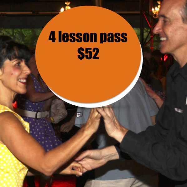4 Lesson Pass